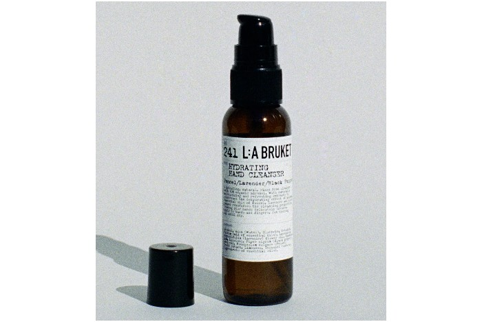 L:A BRUKET hydrating hand cleanser 55ML